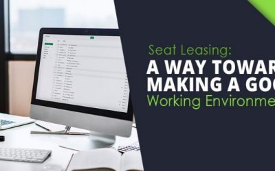 Seat Leasing: A Way Towards Making A Good Working Environment