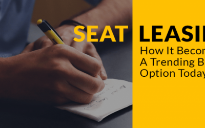 Seat Leasing: How It Becomes A Trending Business Option Today