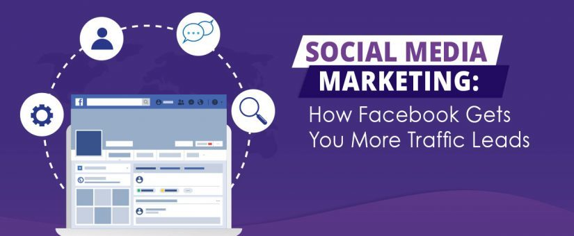 Social Media Marketing Gets You More Traffic Leads